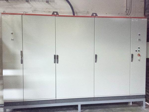Tableau électrique de distribution BT